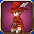 FFDII Morrow Red Mage icon