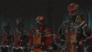 FFXIV Imperial Royal Guards