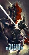 FFXIV Odin artwork