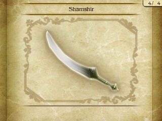 Shamshir (weapon)