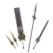 Weapon Pack II