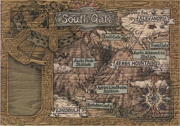 Aerbs Mountains South Gate Map FFIX Art.jpg