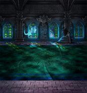 FFBE Lordless Castle Interior BG