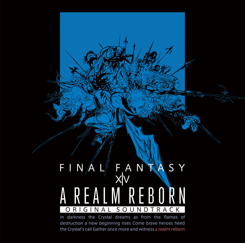 A Realm Reborn Final Fantasy XIV Original Soundtrack