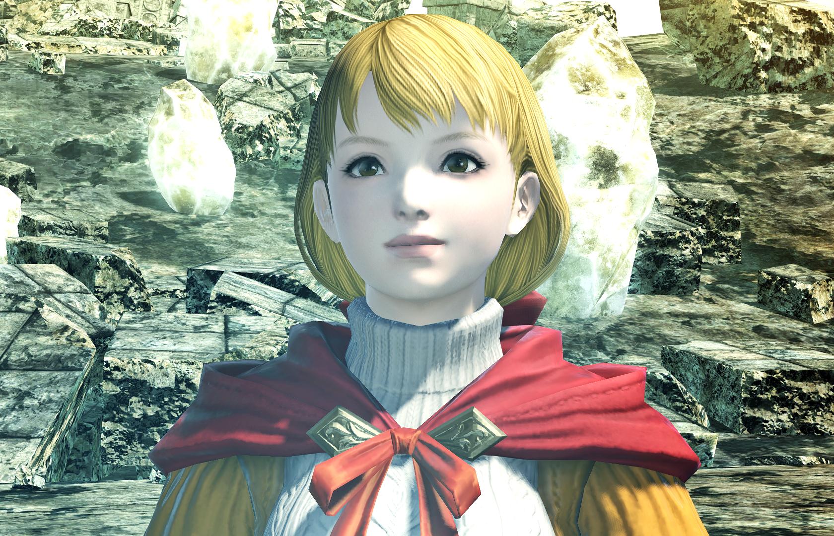 Alma Beoulve (Final Fantasy XIV)