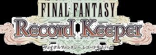 Final Fantasy Record Keeper logo.png