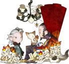 Sorcerer (The 4 Heroes of Light boss)