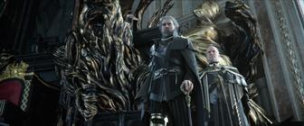 King regis Kingsglaive