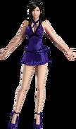 Tifa refined dress from FFVII Remake render