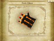 Toxic ClawsBS