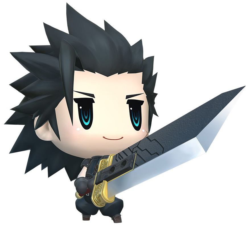 Zack (World of Final Fantasy boss)