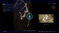 X Marks the Spot map in FFXV