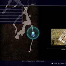 X Marks the Spot map in FFXV.png