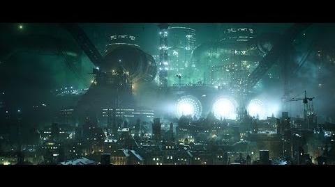 『FINAL_FANTASY_VII』フルリメイク作品_ティザートレーラー(E32015)