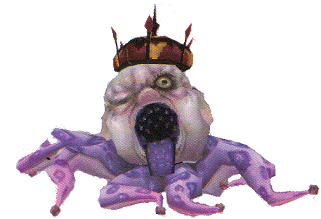 Beelzebub (The 4 Heroes of Light boss)