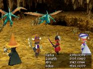 FFIIIDS Dragon Hammer