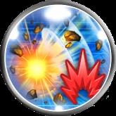 FFRK Rolling Blaze Icon