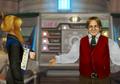 Headmaster Cid from FFVIII Remastered