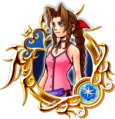 KHUX Illustrated Aerith 6★ Medal