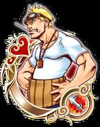KHUX Illustrated Cid 5★ Medal