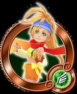 KHUX Rikku 1★ Medal