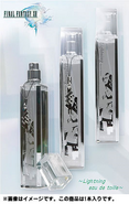 Lightning perfume