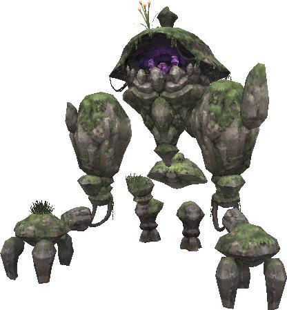 Final Fantasy XI enemies/Unclassified