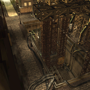 Midgar industrial site