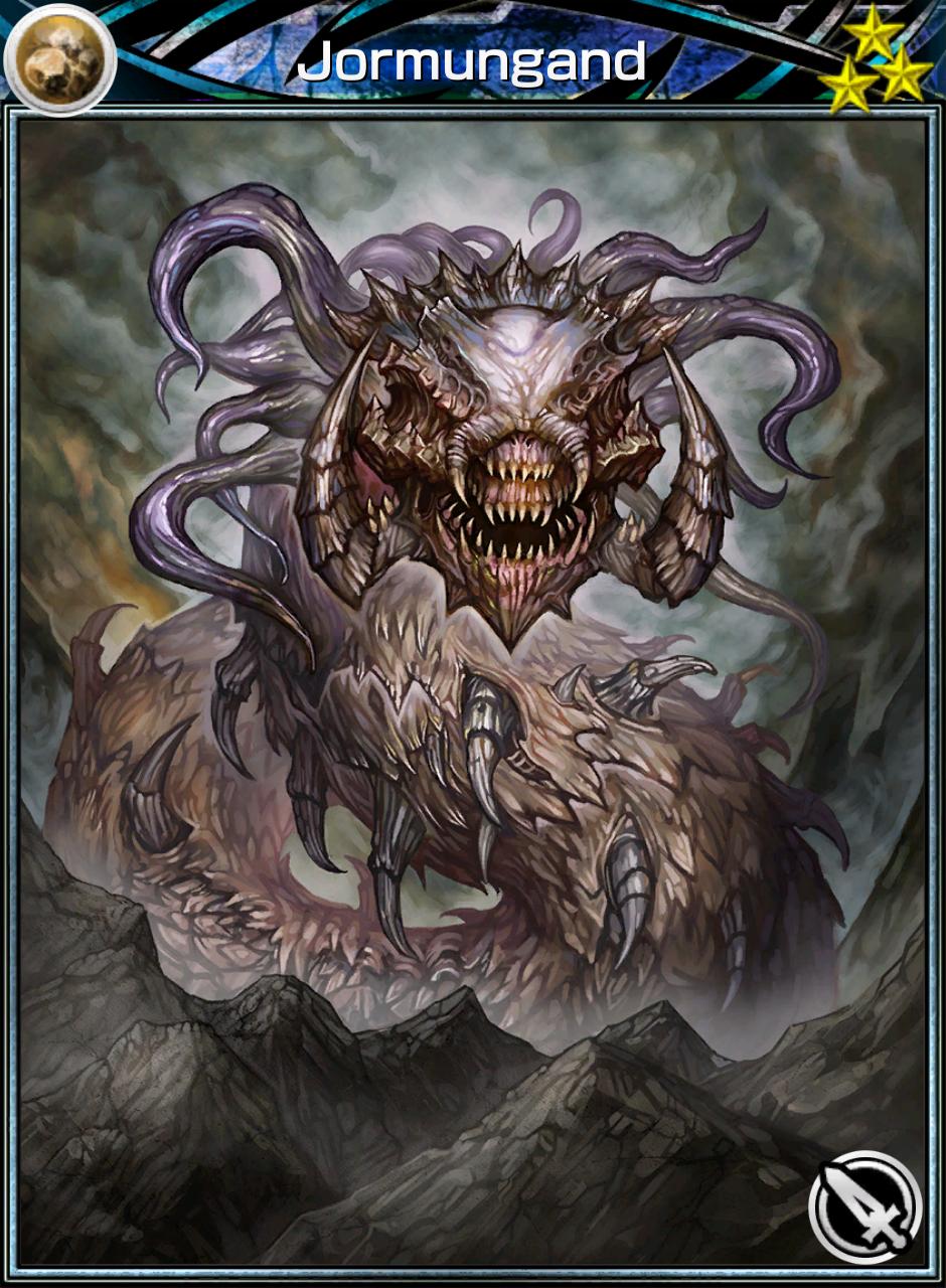 Jormungand (enemy)
