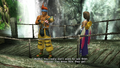 Wakka Yuna Eternal Calm