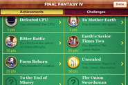 Achievements ffiv ios