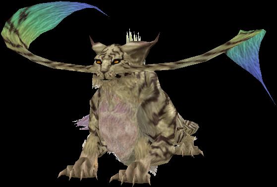 Coeurl (Final Fantasy X-2)