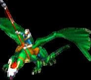 Dragon Rider FF7