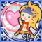 FFAB Soul Swipe - Rikku Legend SSR