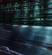FFBE Underground Train Control System BG