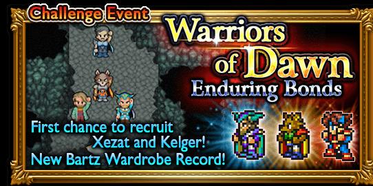 Warriors of Dawn - Enduring Bonds