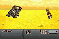 Девоахан (Final Fantasy VI)