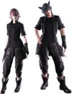 FFXIV Noctis Outfit 1