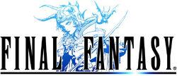 The Anniversary logo of Final Fantasy.
