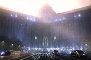 Final Fantasy XV Kingsglaive Lucis Outside