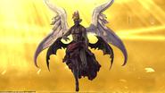 God Kefka from FFXIV
