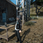 Radio at Prairie Outpost in FFXV.png