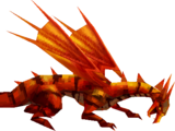 Red Dragon (Final Fantasy IV 3D)