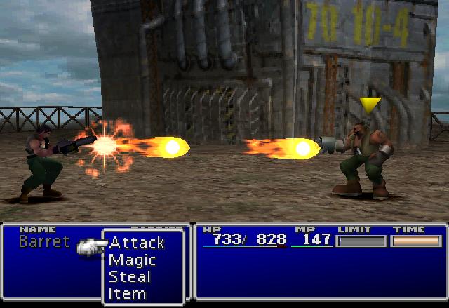 Barret Wallace Final Fantasy Wiki Fandom
