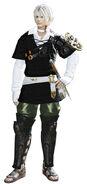 Thancred NPC Render 2