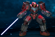 Armored Shock Trooper from FFVII Remake Enemy Intel