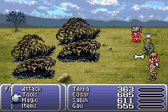 Ископаемый дракон (Final Fantasy VI)