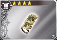 DFFOO Warrior's Armguard (X)