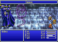FFIV GBA - Summon Shadow Dragon