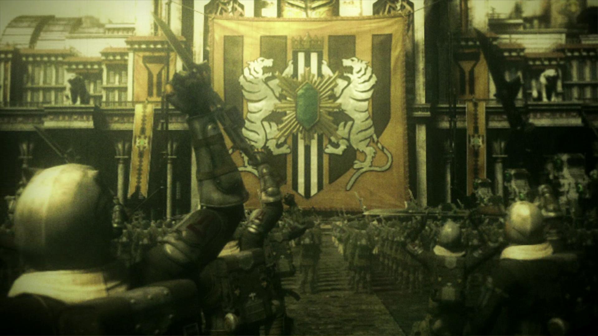 Final Fantasy Type-0 story